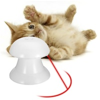 Interactive 360 Degree Cat & Dog Laser Light Toy