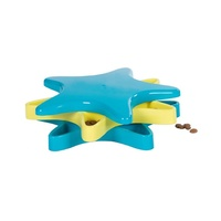 Star Spinner - Dog Treat activity Bowl