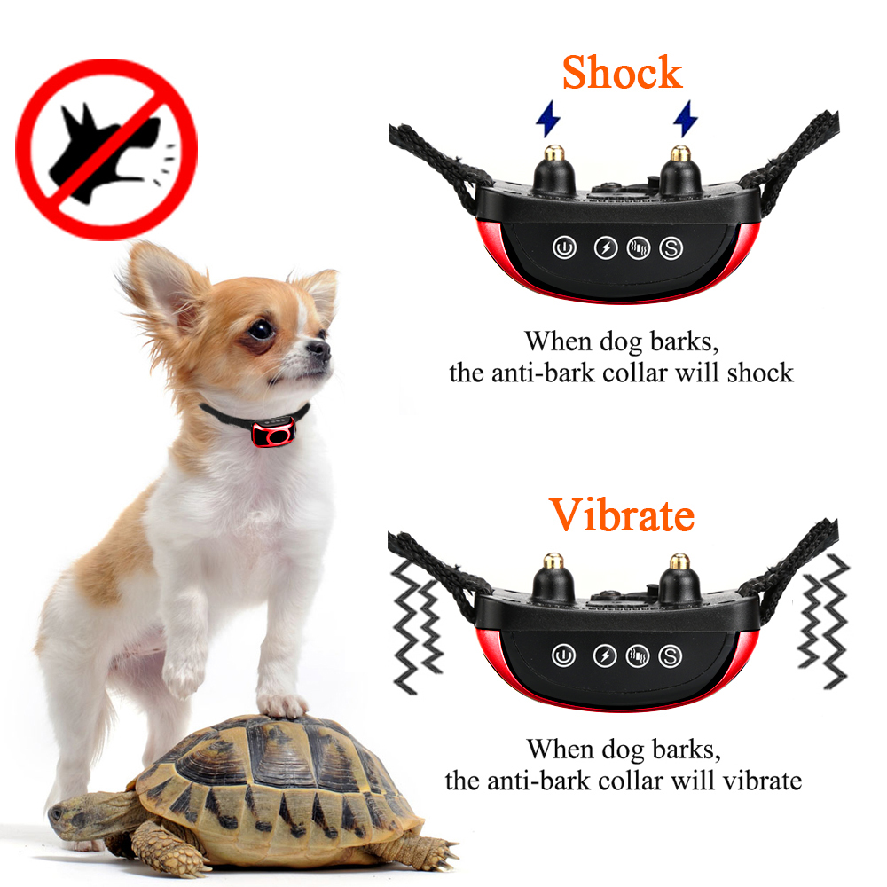 BT-7 Anti Bark Dog Training Collar