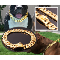 Cuban Dog Collar Chain
