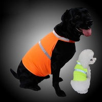 Hi-Vis Safety Vest for Dogs