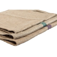 Large Hessian Dog Mat 105cm x 73cm