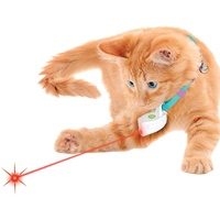 Clip-On Laser Collar Pet Toy