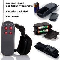Anti bark Training Remote Collar